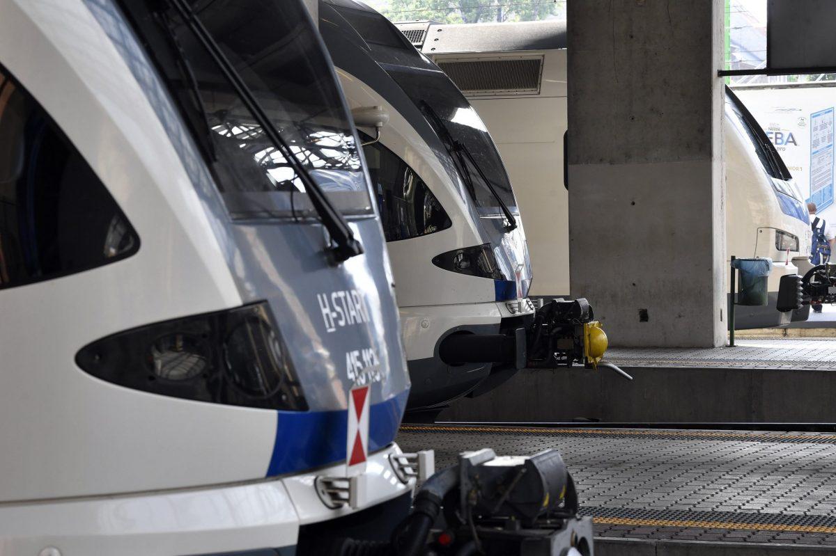 MÁV: átadták a Nyugati pályaudvar megújult csarnokát