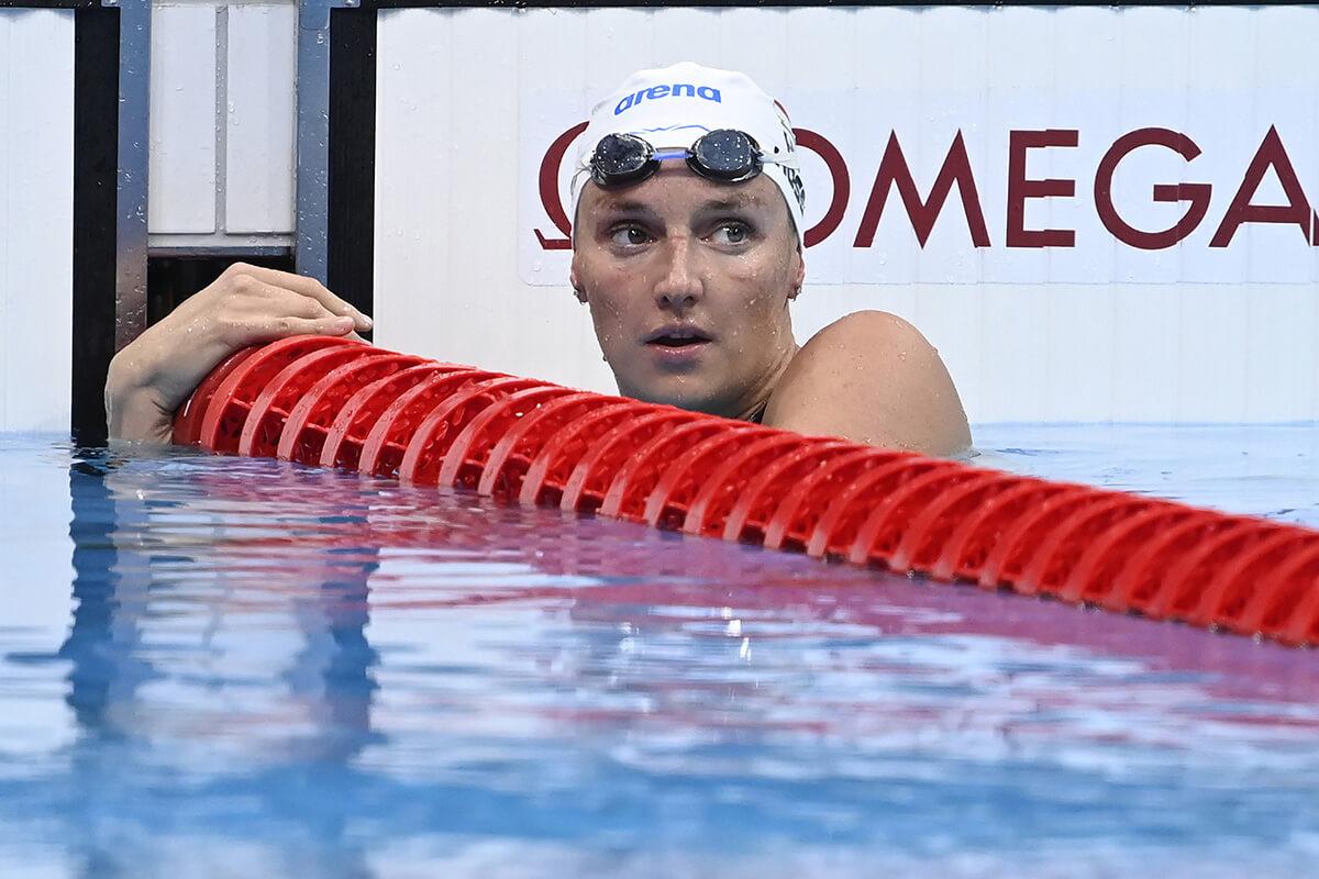 Hosszú Katinka számára véget ért a tokiói olimpia