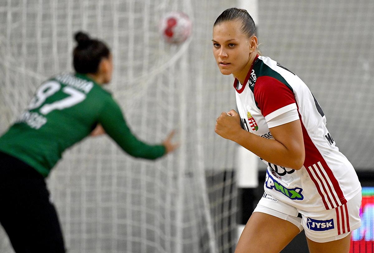A magyar női kézilabda-válogatott 15 év után győzte le Brazíliát