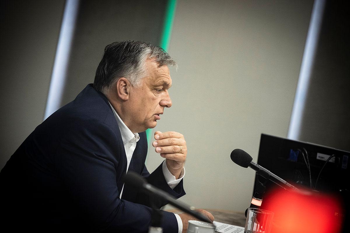 Orbán: a kormány lehetővé teszi a harmadik oltás fölvételét