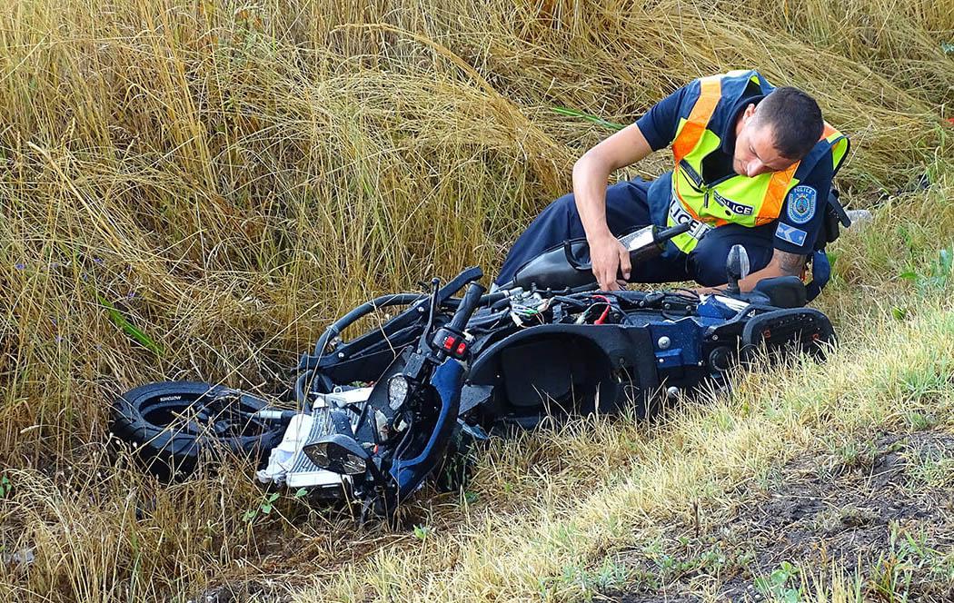 Meghalt egy motoros Kiskunfélegyháza térségében