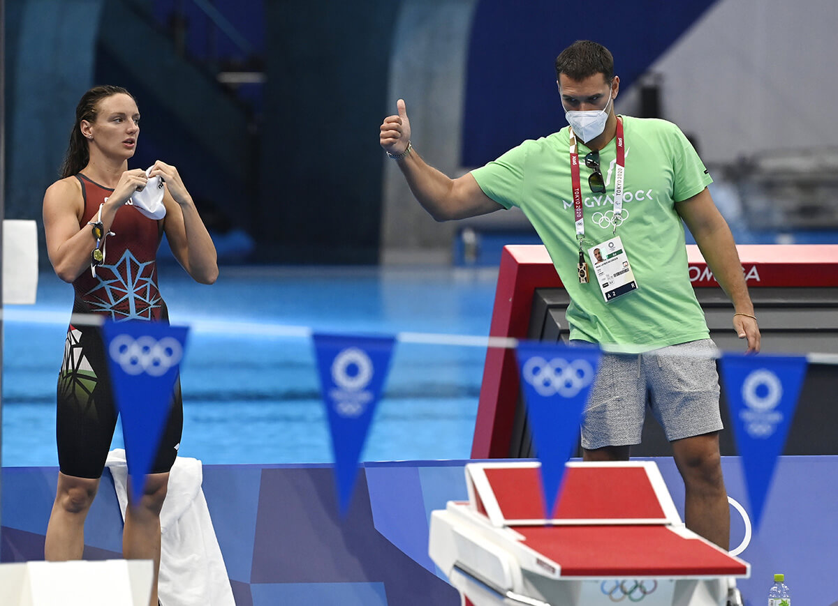 Mihályvári-Farkas és Hosszú is döntős 400 méter vegyesen