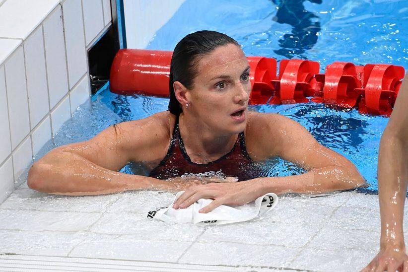 HOSSZÚ Katinka, 400 méter vegyes, olimpia