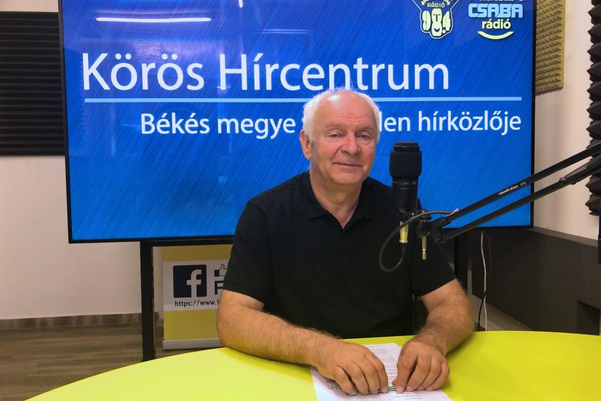 Herczeg Tamás: Folyamatosan javul Békéscsaba és a régió elérhetősége
