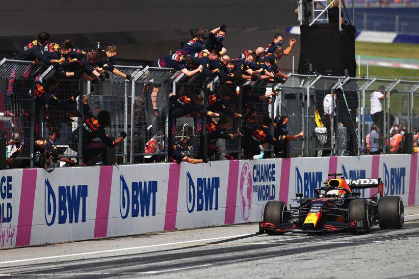 F1 Grand Prix of Austria, Verstappen