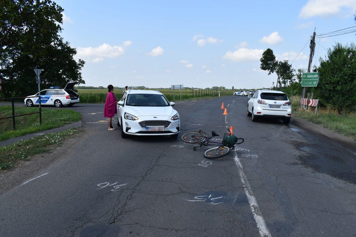 Több balesetnél helyszíneltek, egy ittas vezetés miatt intézkedtek a rendőrök