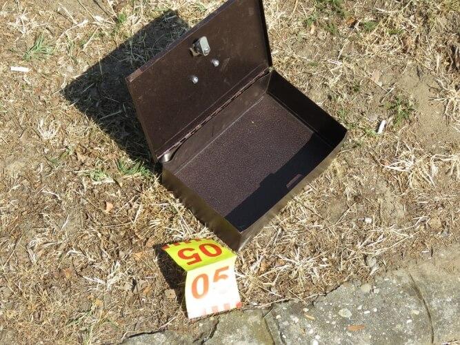 Egy dinnyés pavilonból lopta el a váltópénzes kazettát egy nő Gyulán