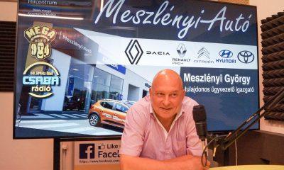 Meszlényi György - Meszlényi-Autó