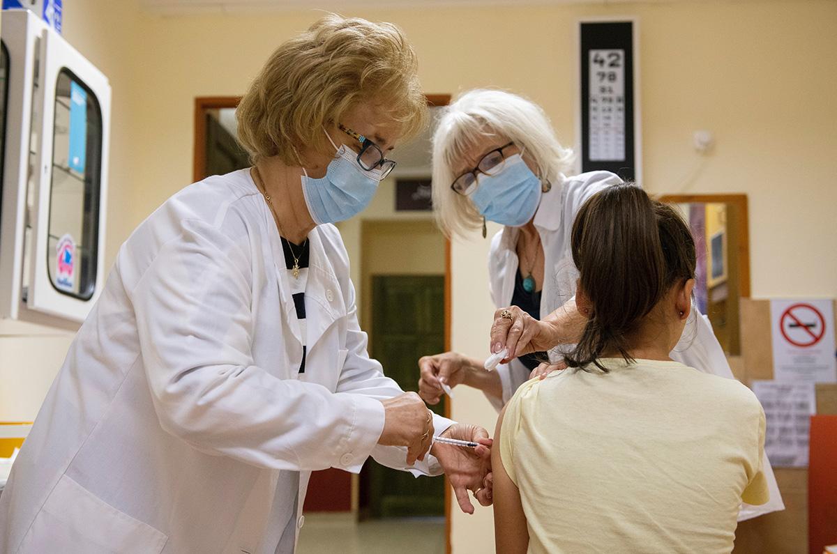 Koronavírus: 110 új fertőzöttet igazoltak az elmúlt napon