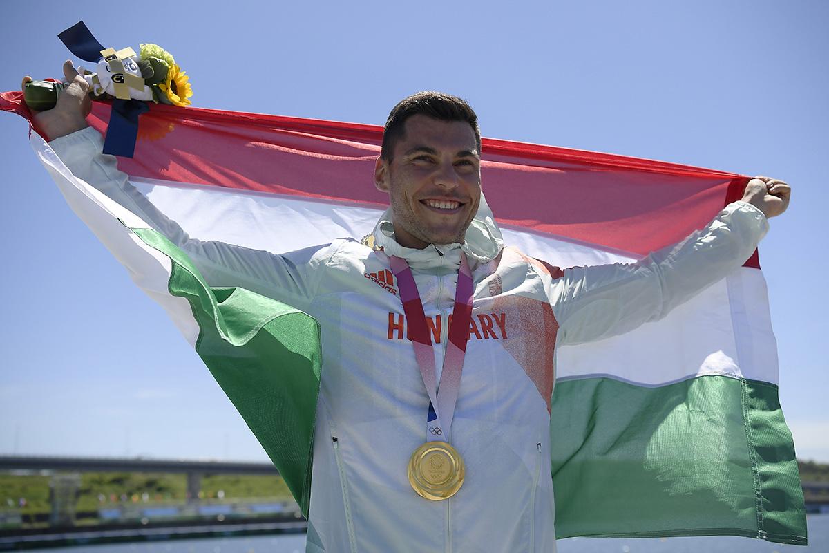 Tótka Sándor nehezen hiszi el, hogy olimpiai bajnok