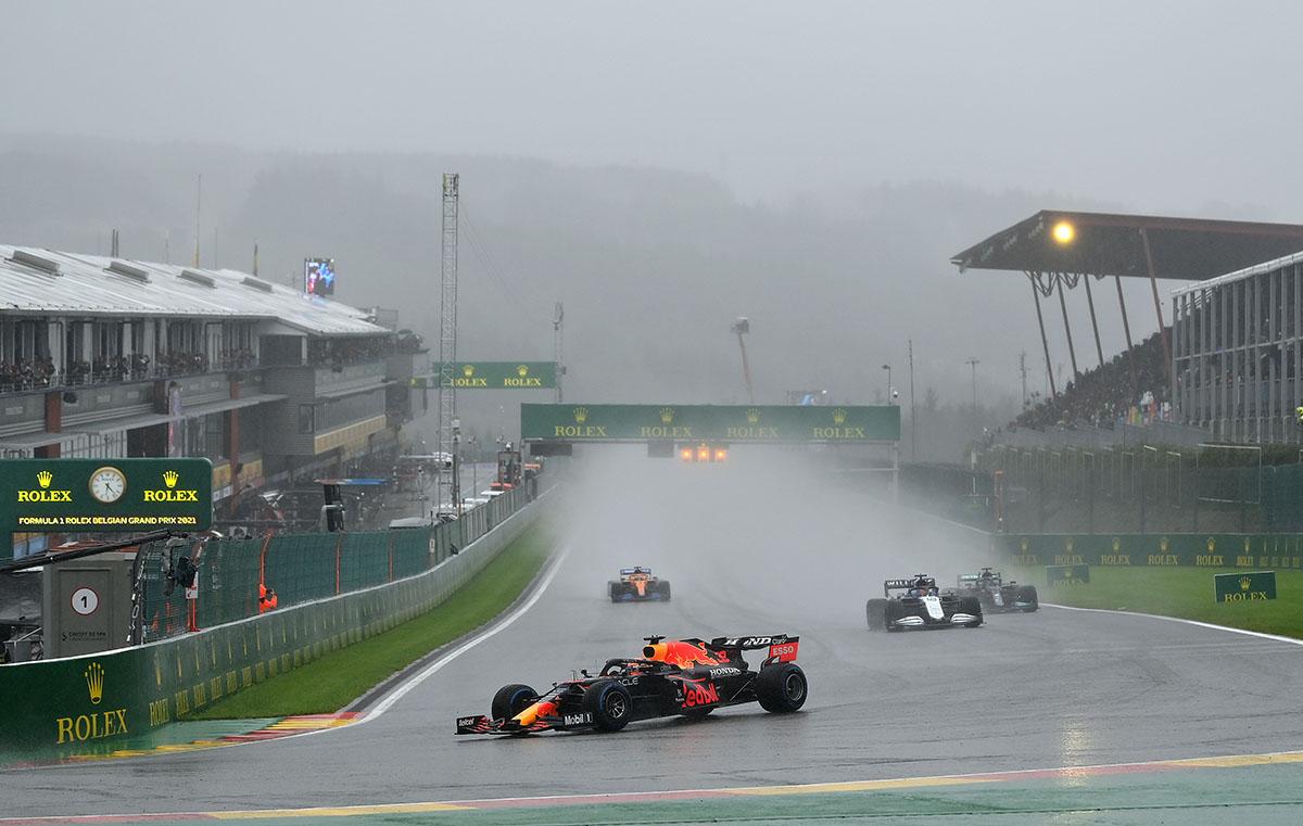 Verstappen nyerte az el sem indított futamot