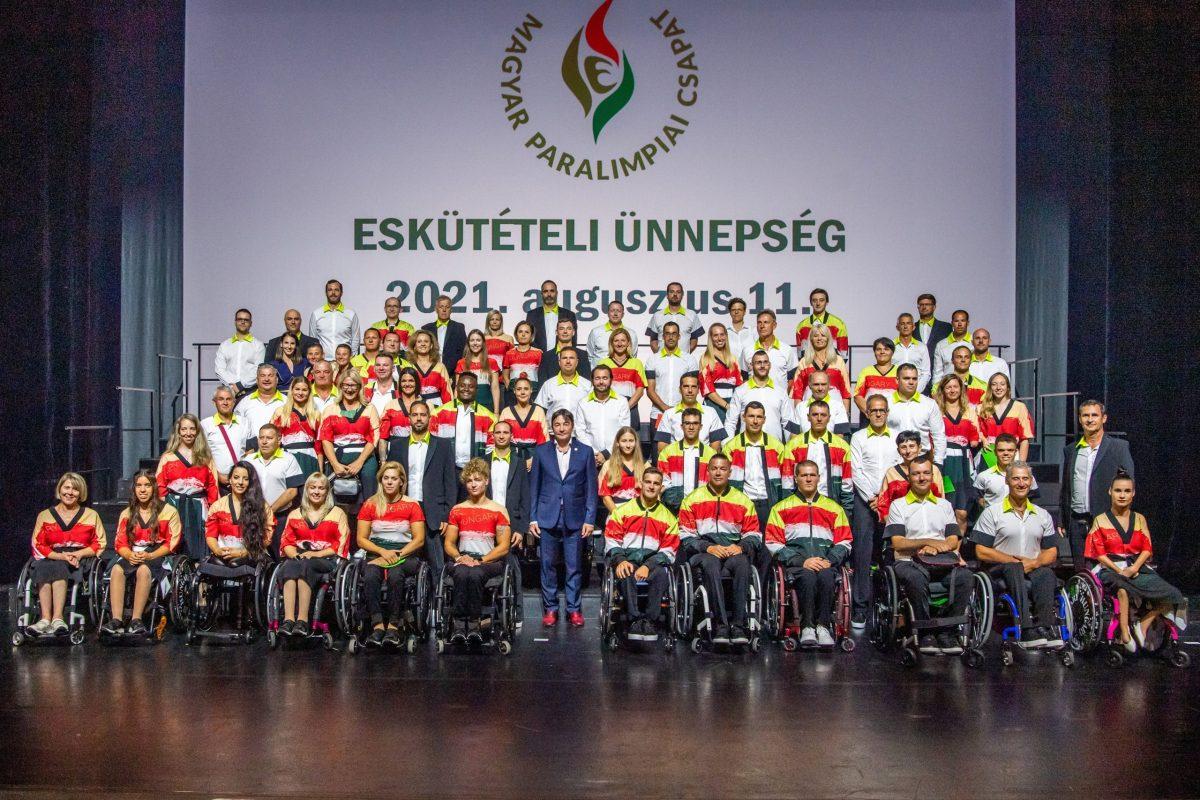 Paralimpia 2020: Minimum 15 érmet, három-öt aranyat remél az MPB elnöke