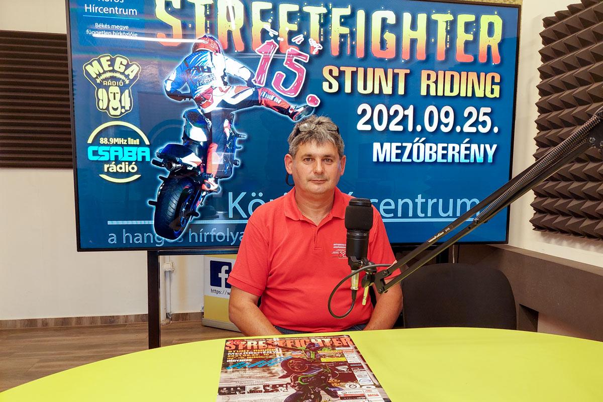 Streetfighter Nap: Idén már 15. alkalommal gyűlnek össze a motorosok Mezőberényben