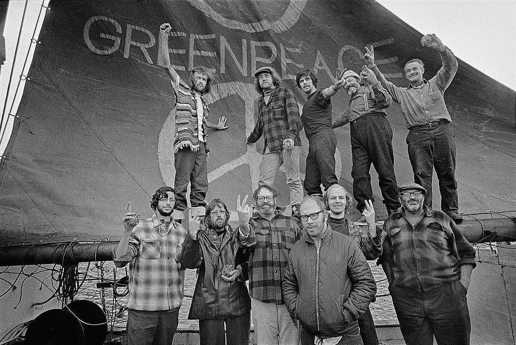 50 éves lett a Greenpeace