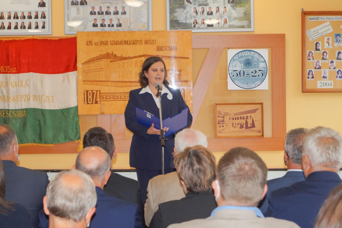 Kettős jubileumot ünnepelnek a Kós tagiskolában
