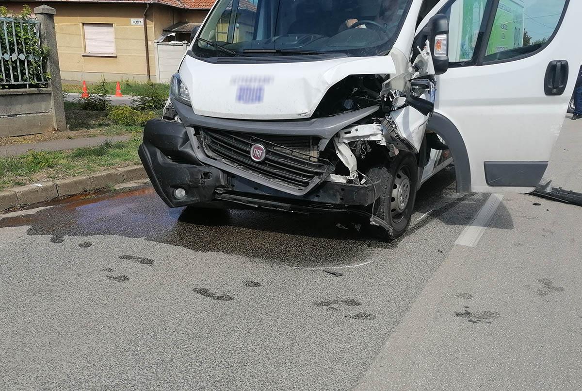 baleset Békéscsabán