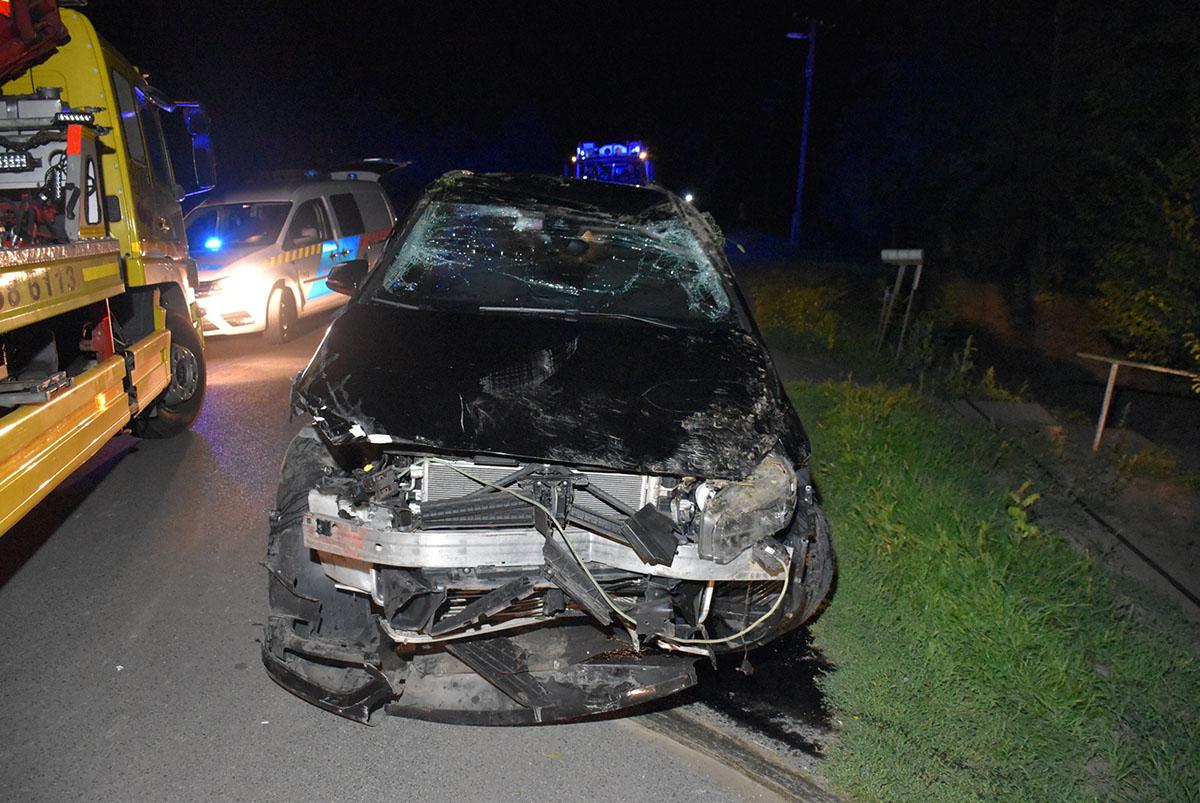 Tizenévesek szenvedtek balesetet Gyulán