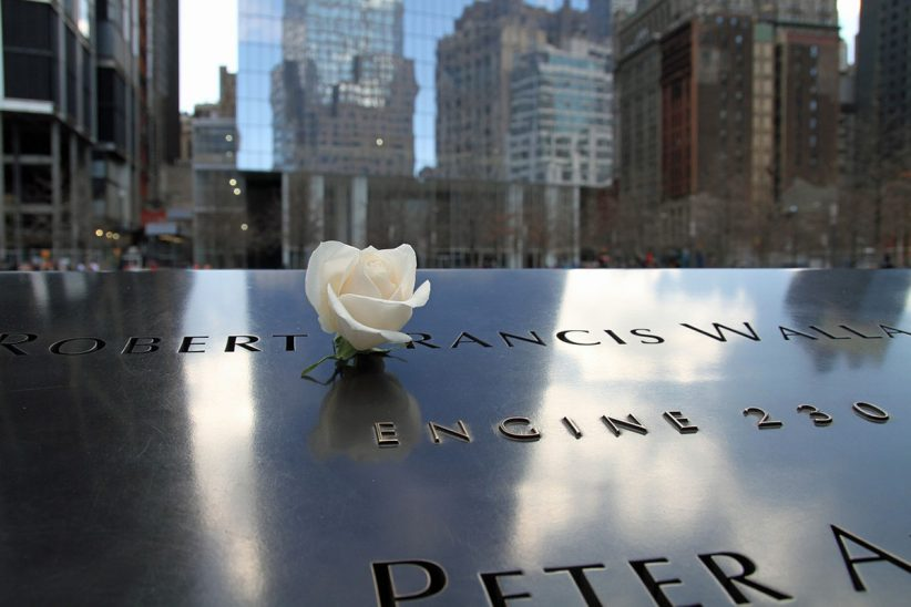 WTC, emlékmű, Amerika, 9/11
