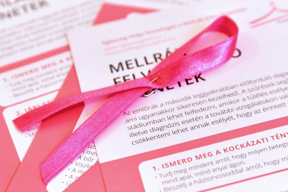 Személyes és társadalmi felelősség is van a mellrák megelőzésében