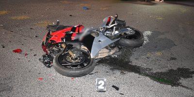 közlekedési baleset, Körösladányi motoros baleset