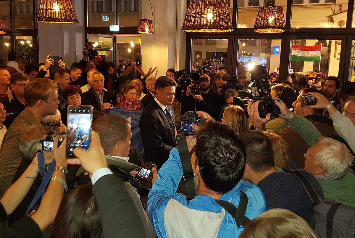Márki-Zay Péter lesz az ellenzéki összefogás miniszterelnök-jelöltje