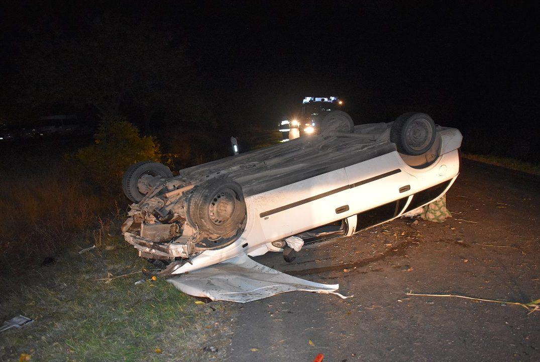 Közlekedési balesetek és ittas vezetés miatt történt rendőri intézkedés